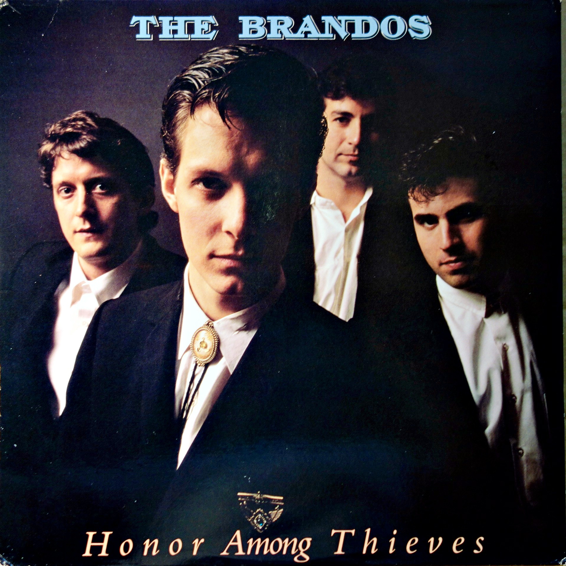 LP The Brandos ‎– Honor Among Thieves