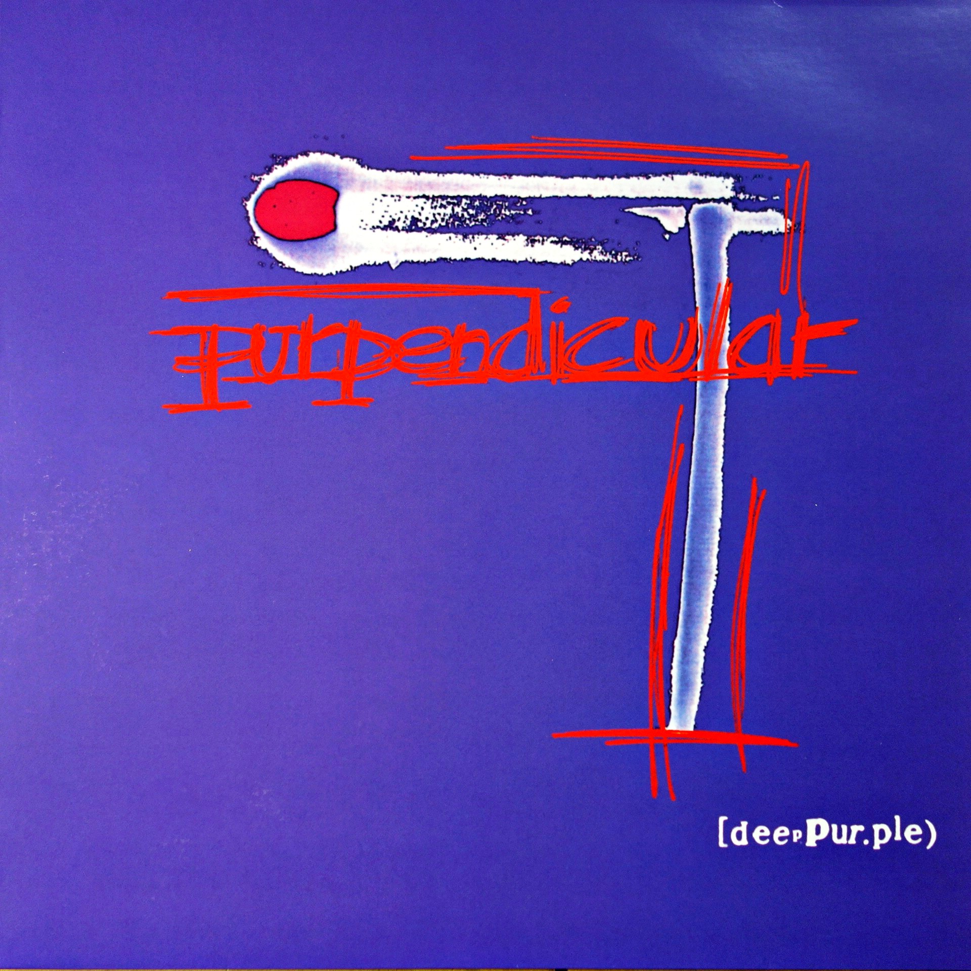 2xLP Deep Purple ‎– Purpendicular