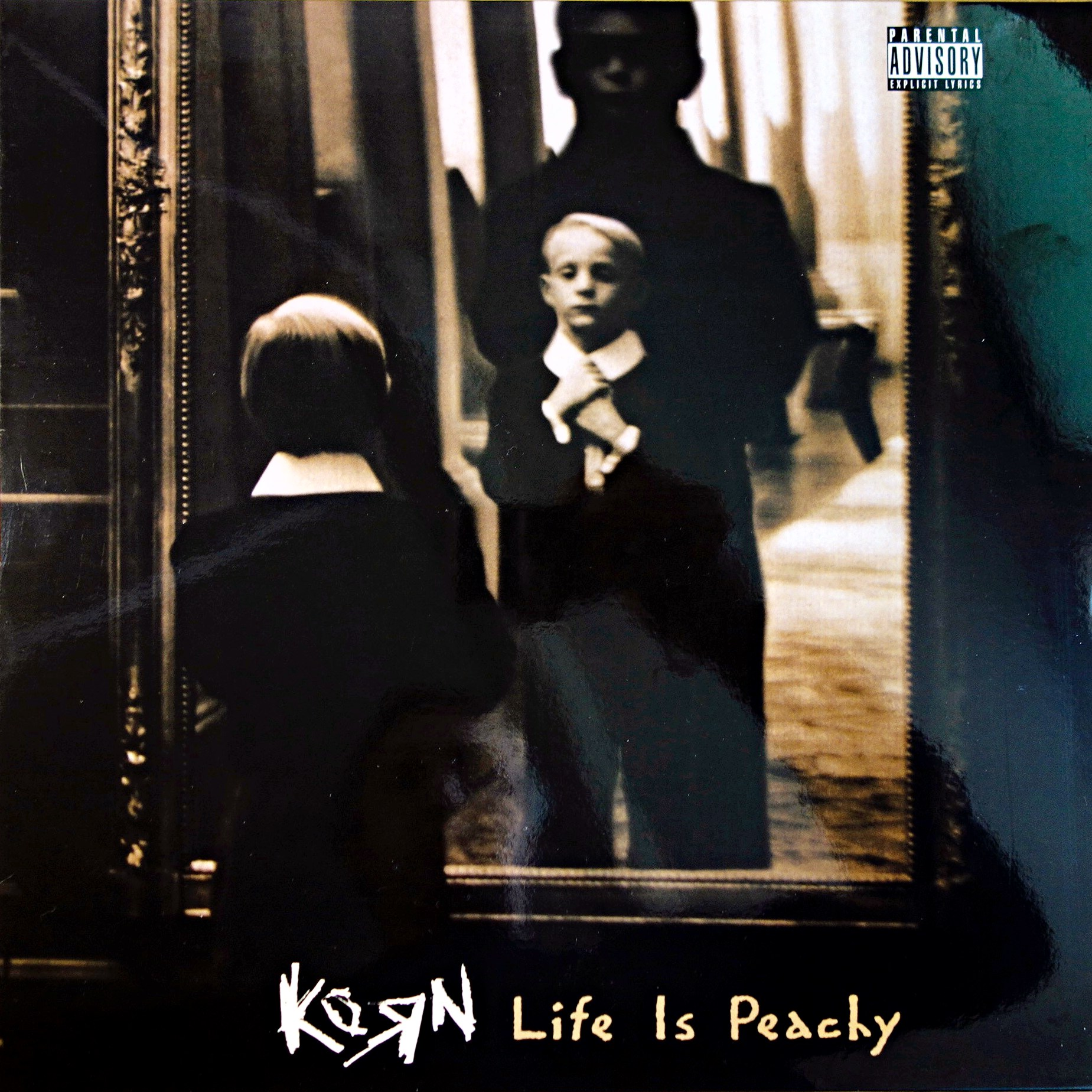 LP Korn ‎– Life Is Peachy