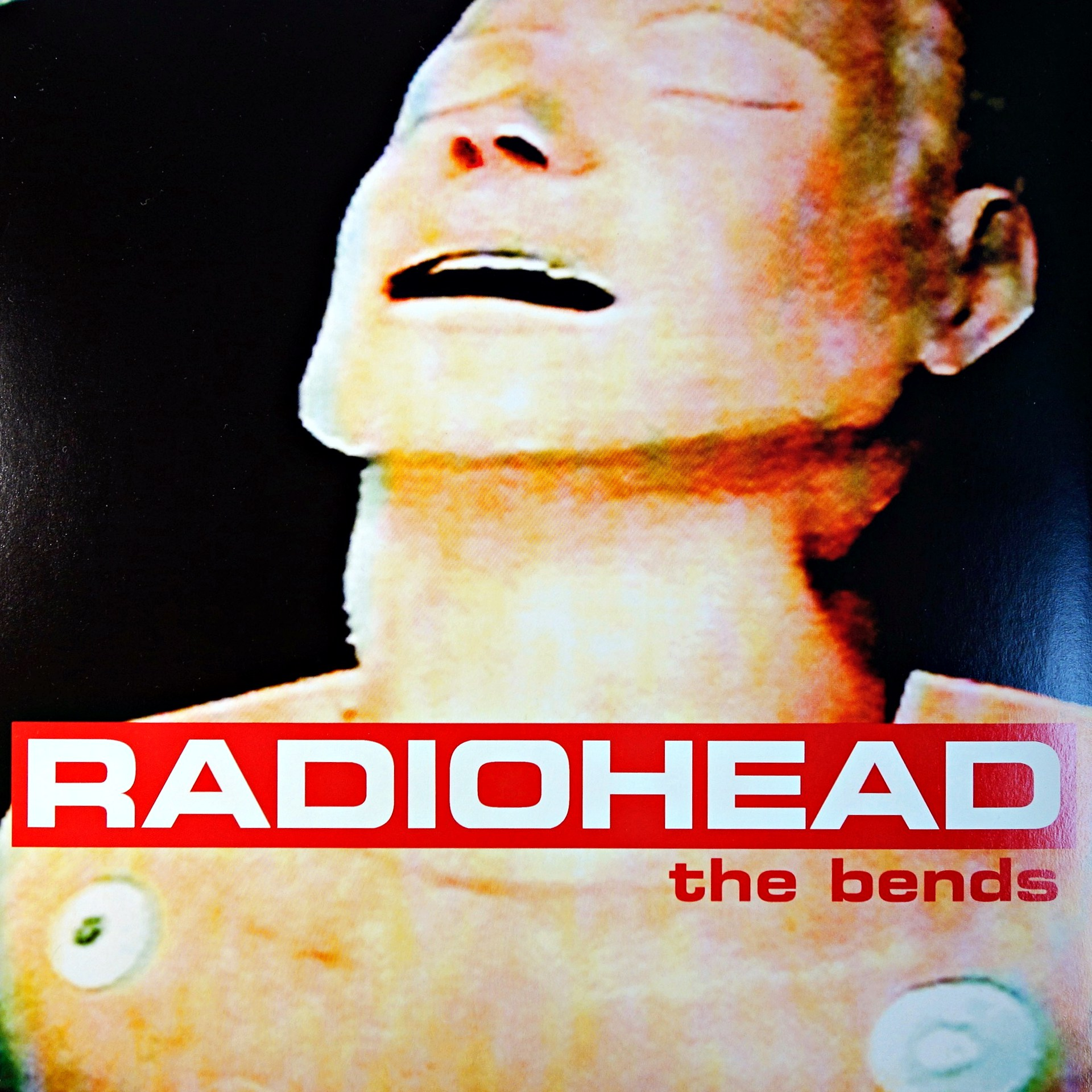 LP Radiohead ‎– The Bends