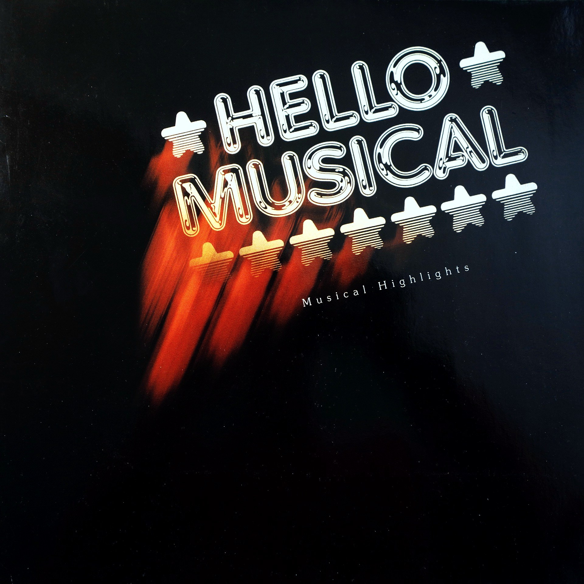 LP Hello Musical - Musical Highlights
