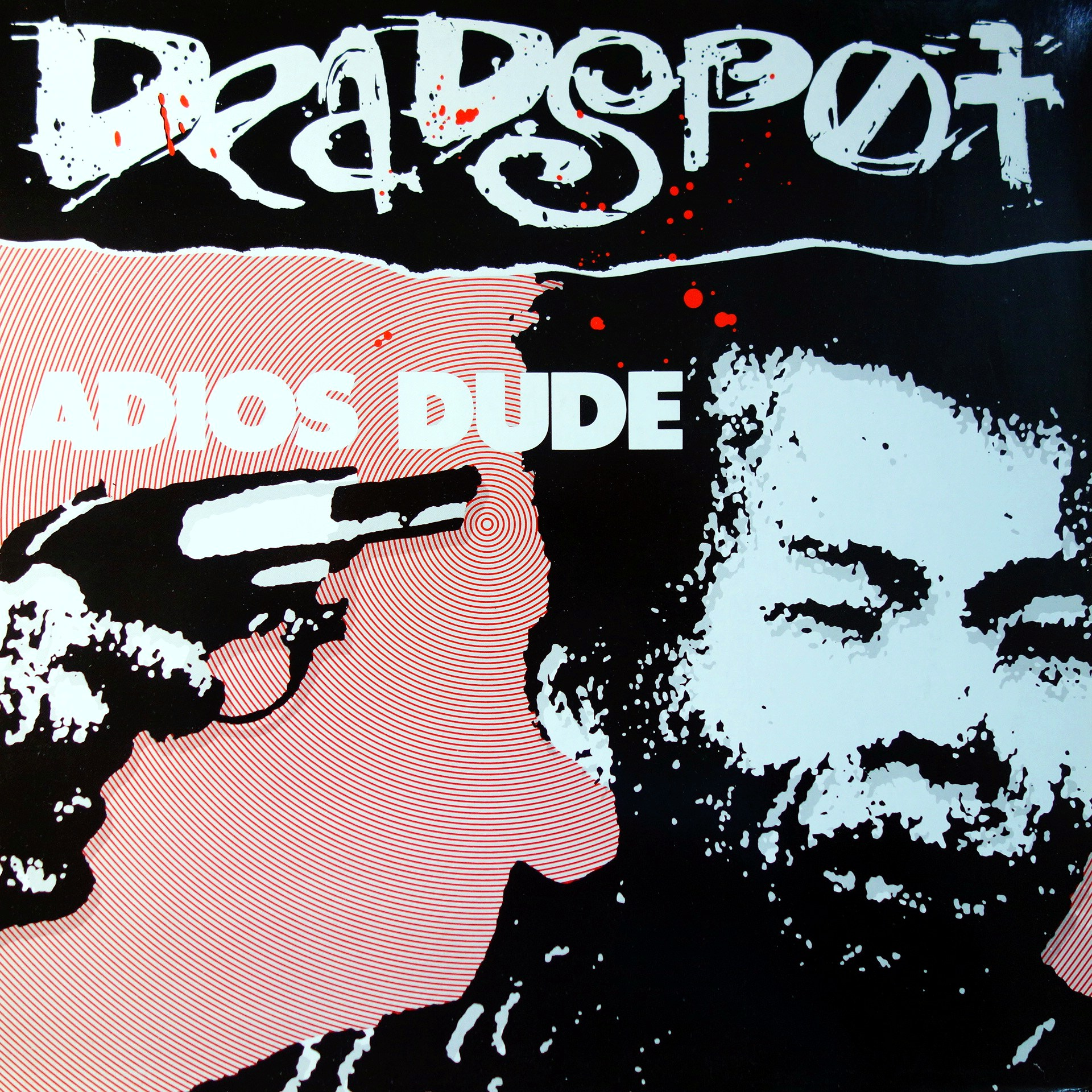 LP Deadspot ‎– Adios Dude