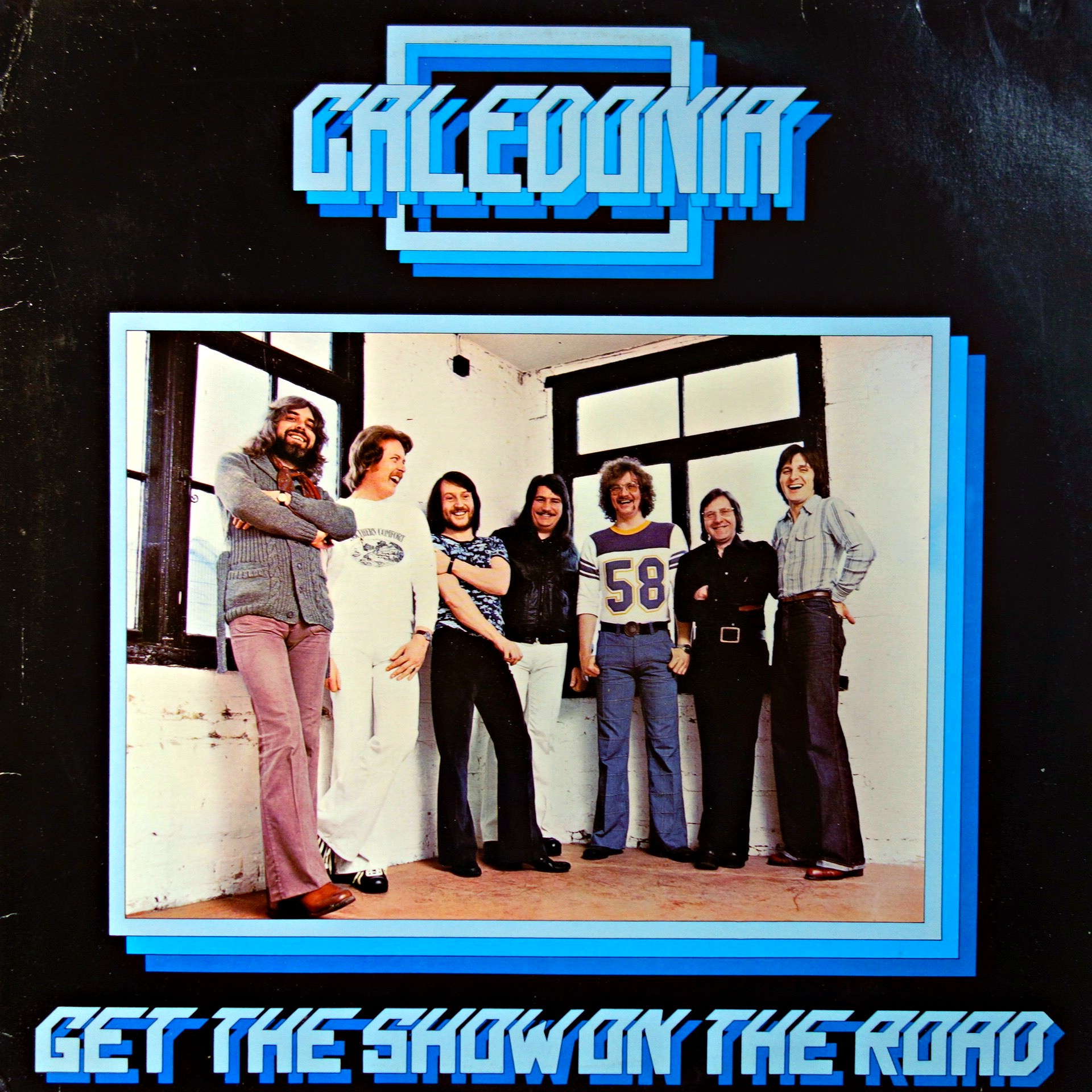 LP Caledonia ‎– Get The Show On The Road
