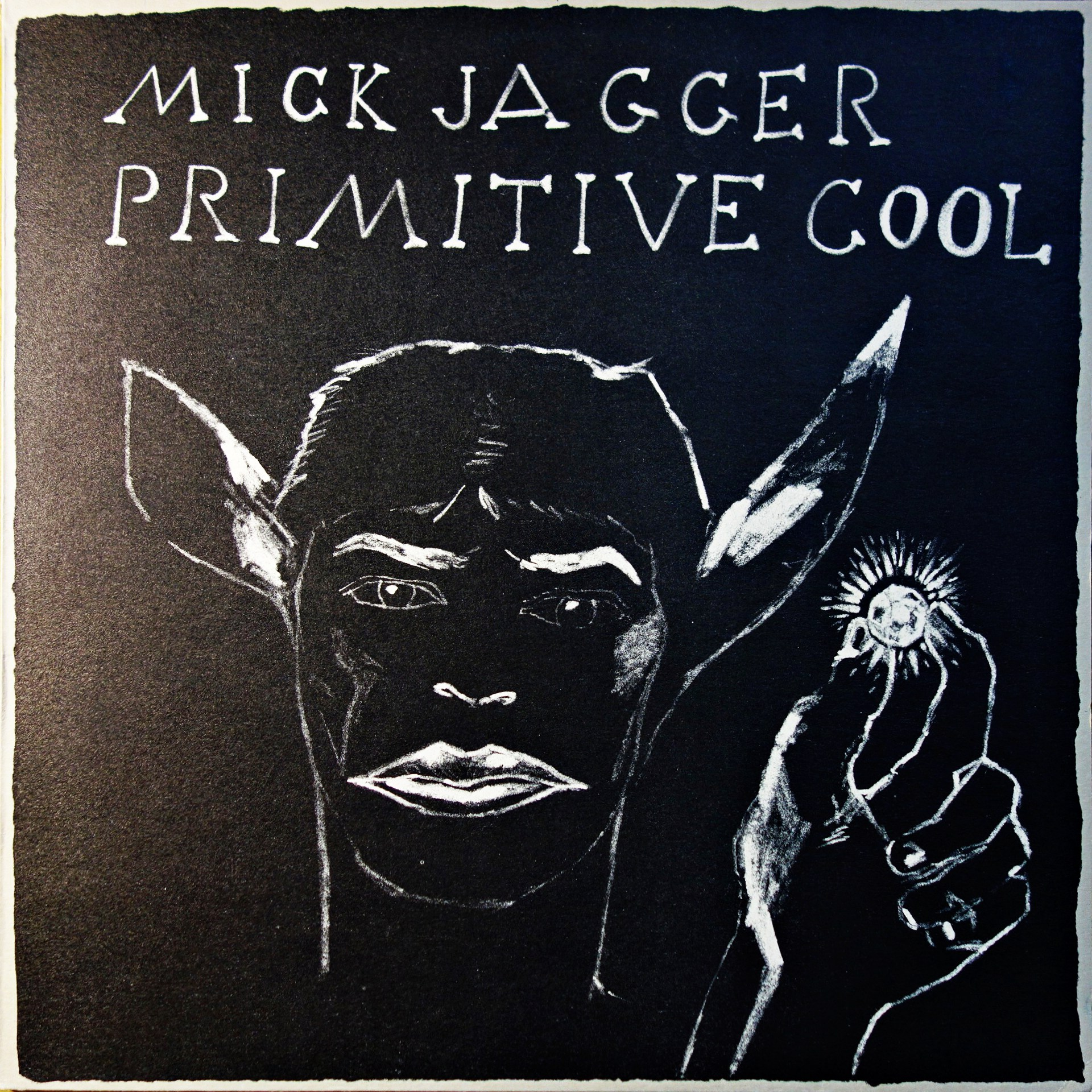 LP Mick Jagger ‎– Primitive Cool