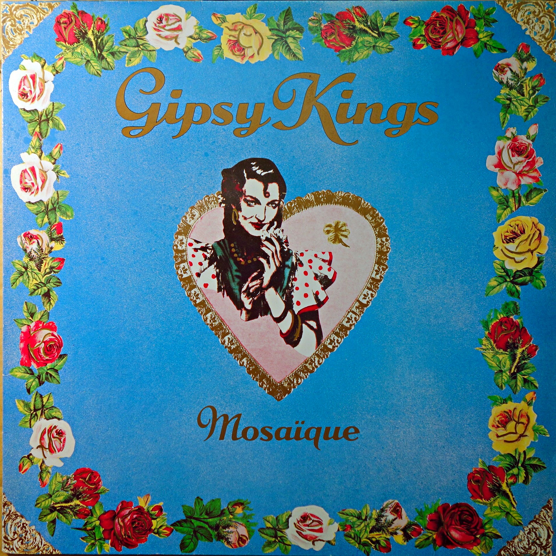 LP Gipsy Kings ‎– Mosaique