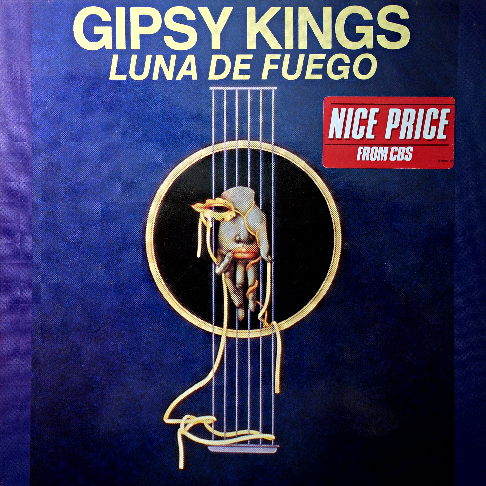 LP Gipsy Kings ‎– Luna De Fuego