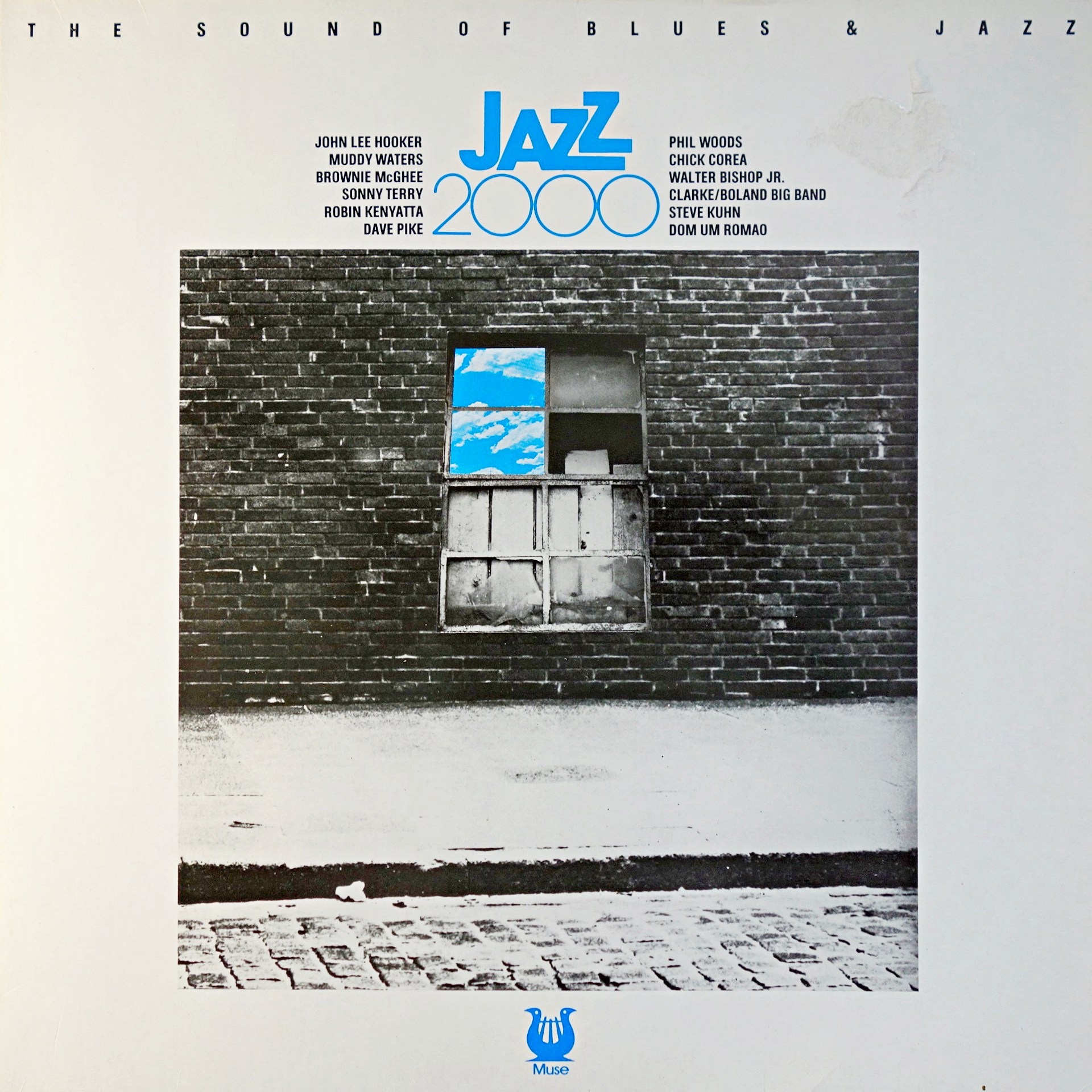 LP Various ‎– Jazz 2000 Vol.2
