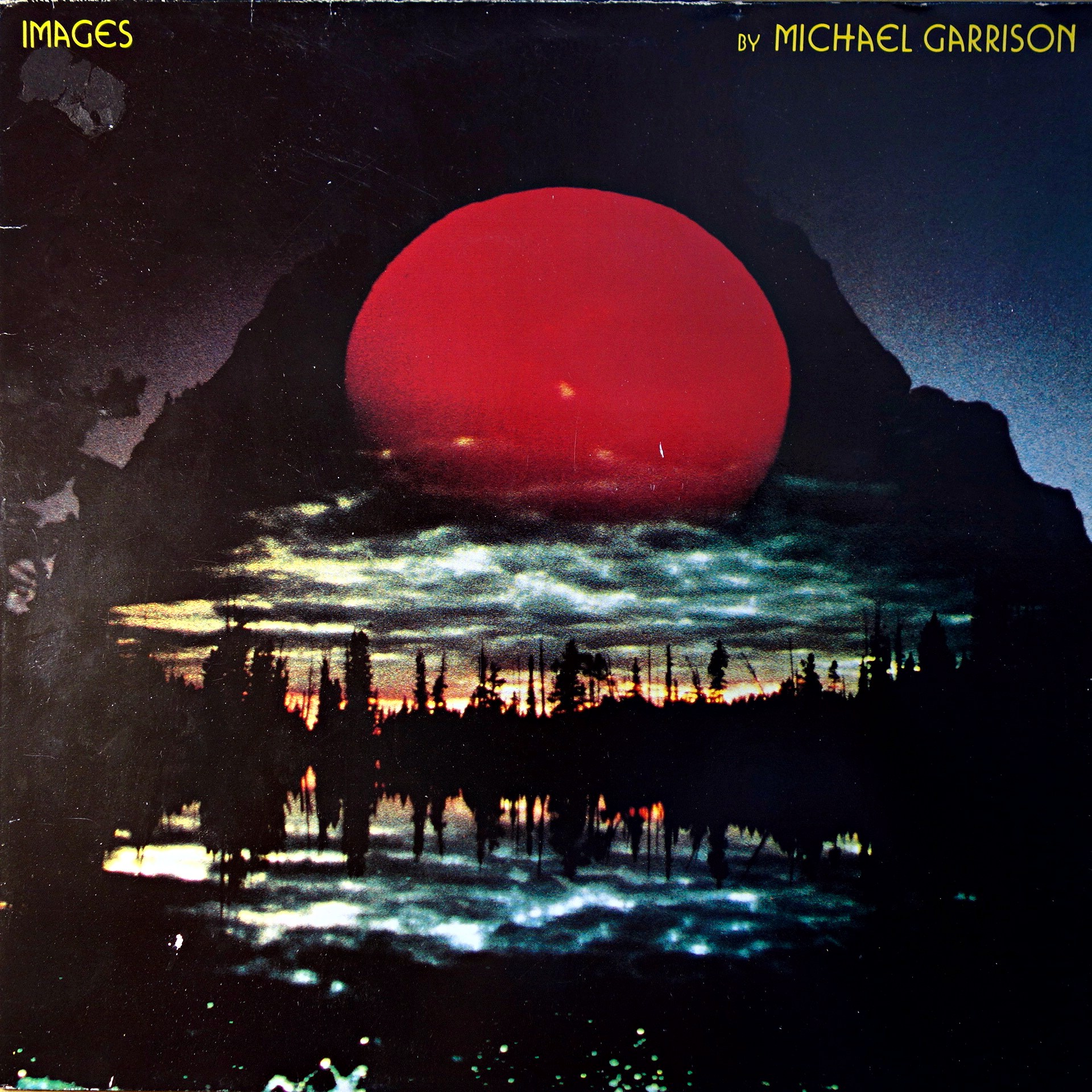 LP Michael Garrison ‎– Images