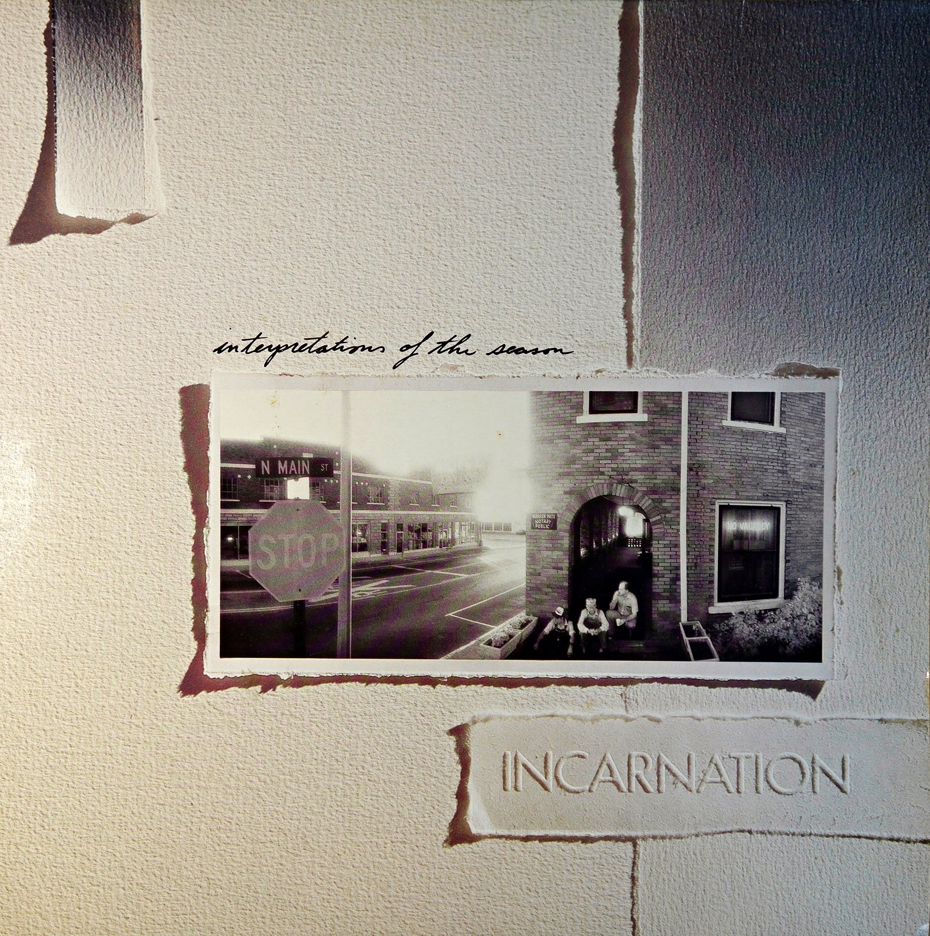 LP Various ‎– Incarnation