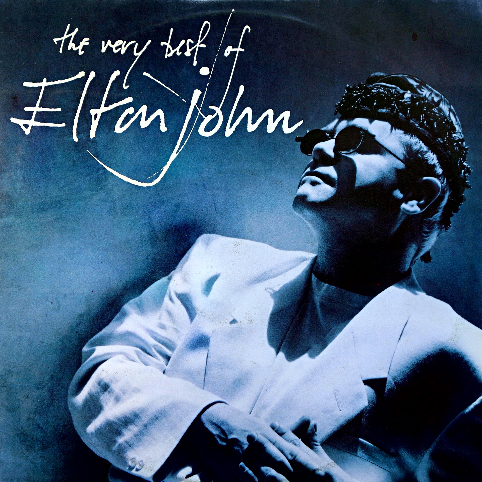 2xLP Elton John ‎– The Very Best Of Elton John