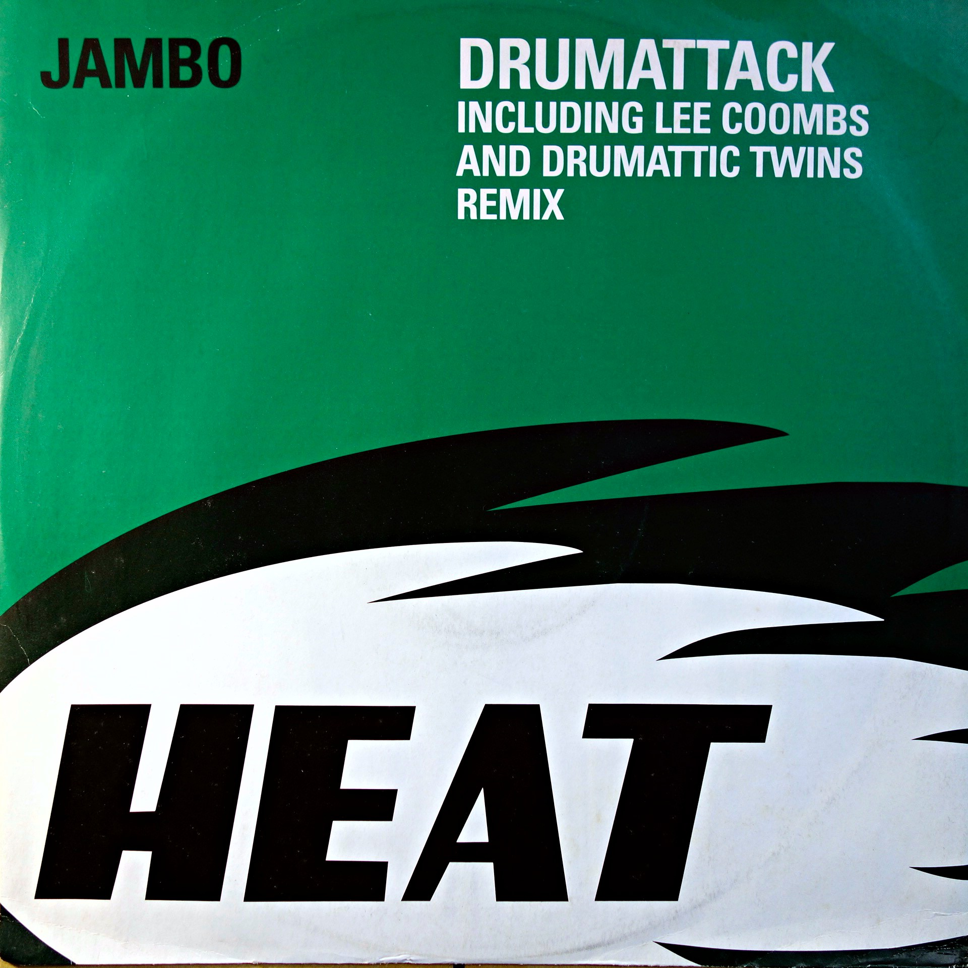 "12"" Jambo! ‎– Drum Attack"