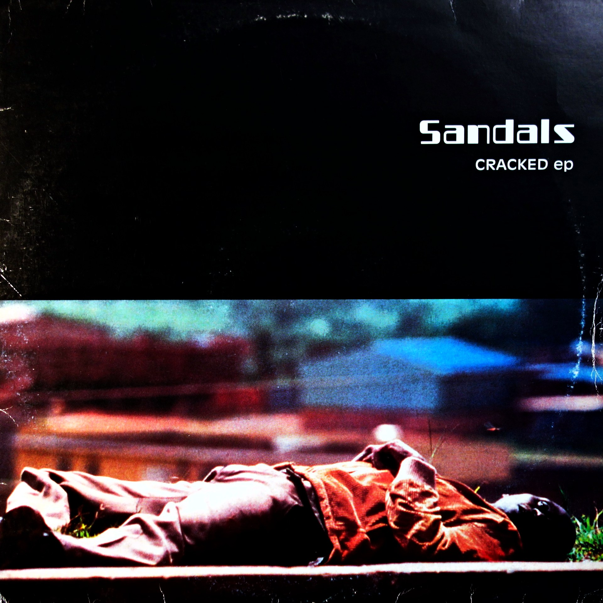 "2x12"" Sandals ‎– Cracked EP"