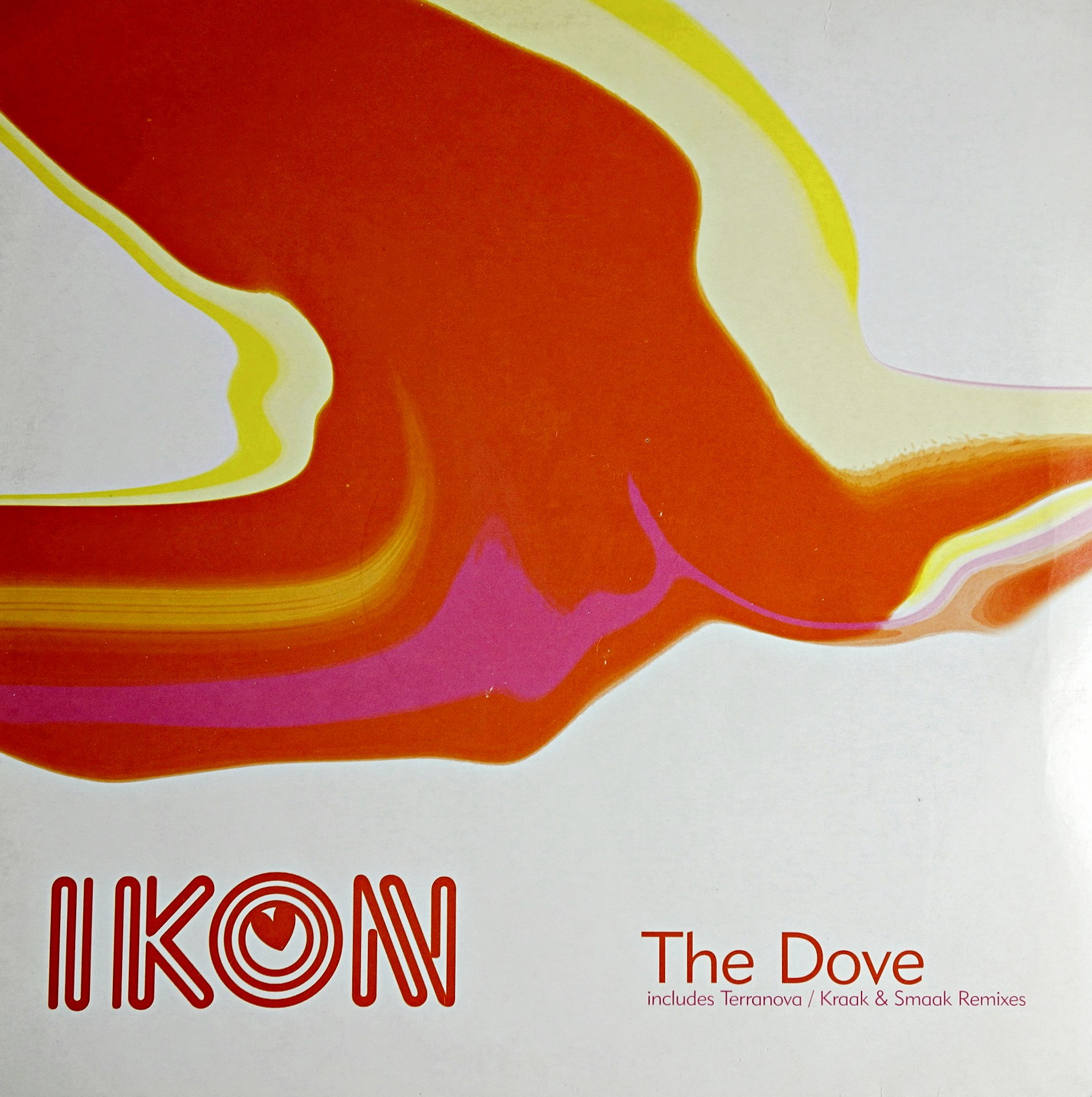 "12"" Ikon ‎– The Dove"