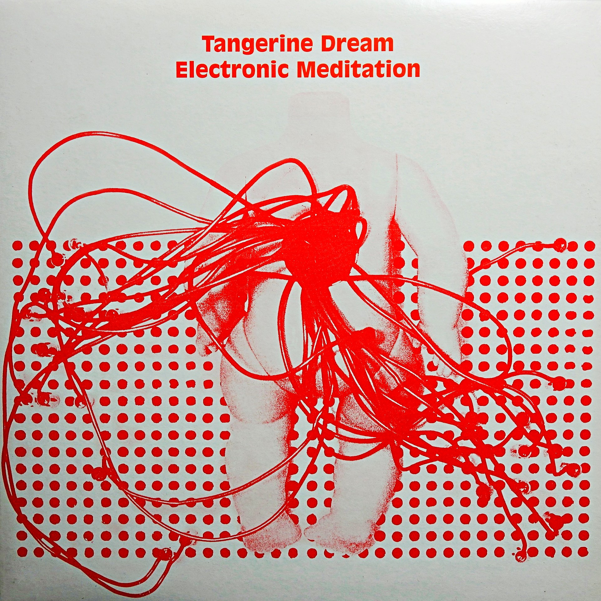 LP Tangerine Dream ‎– Electronic Meditation