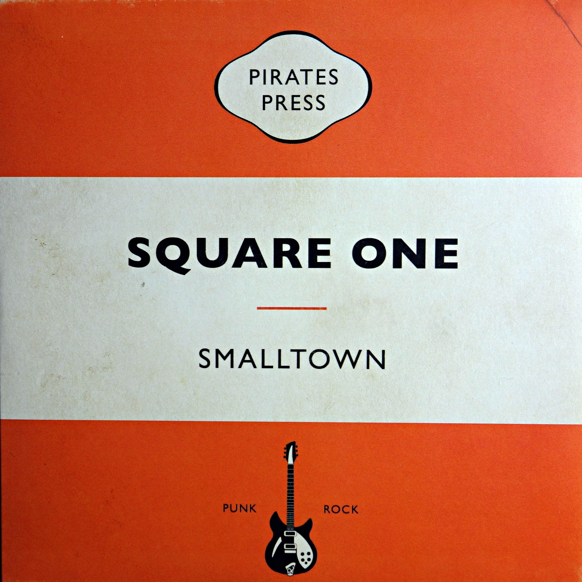"7"" Smalltown ‎– Square One"