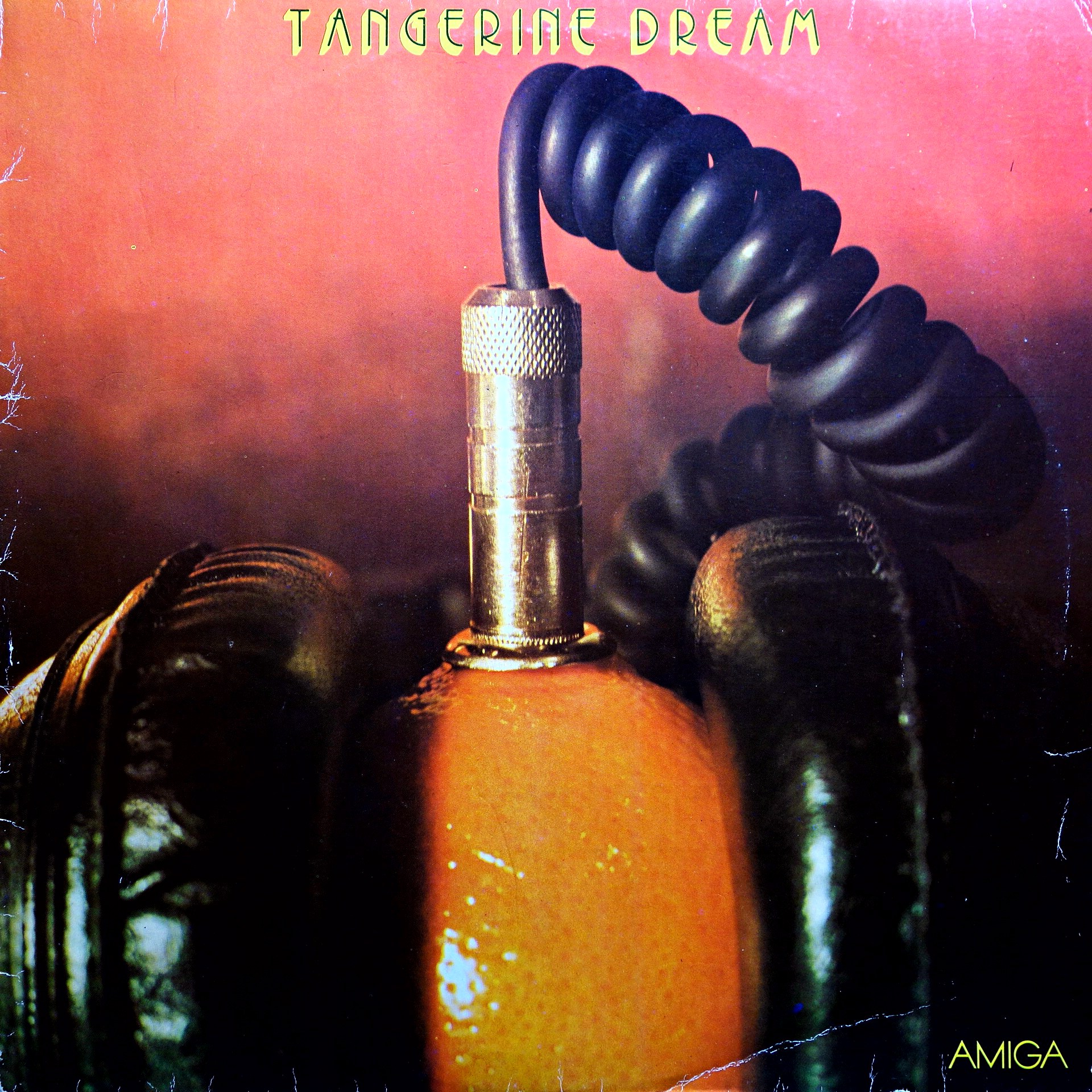 LP Tangerine Dream ‎– Quichotte