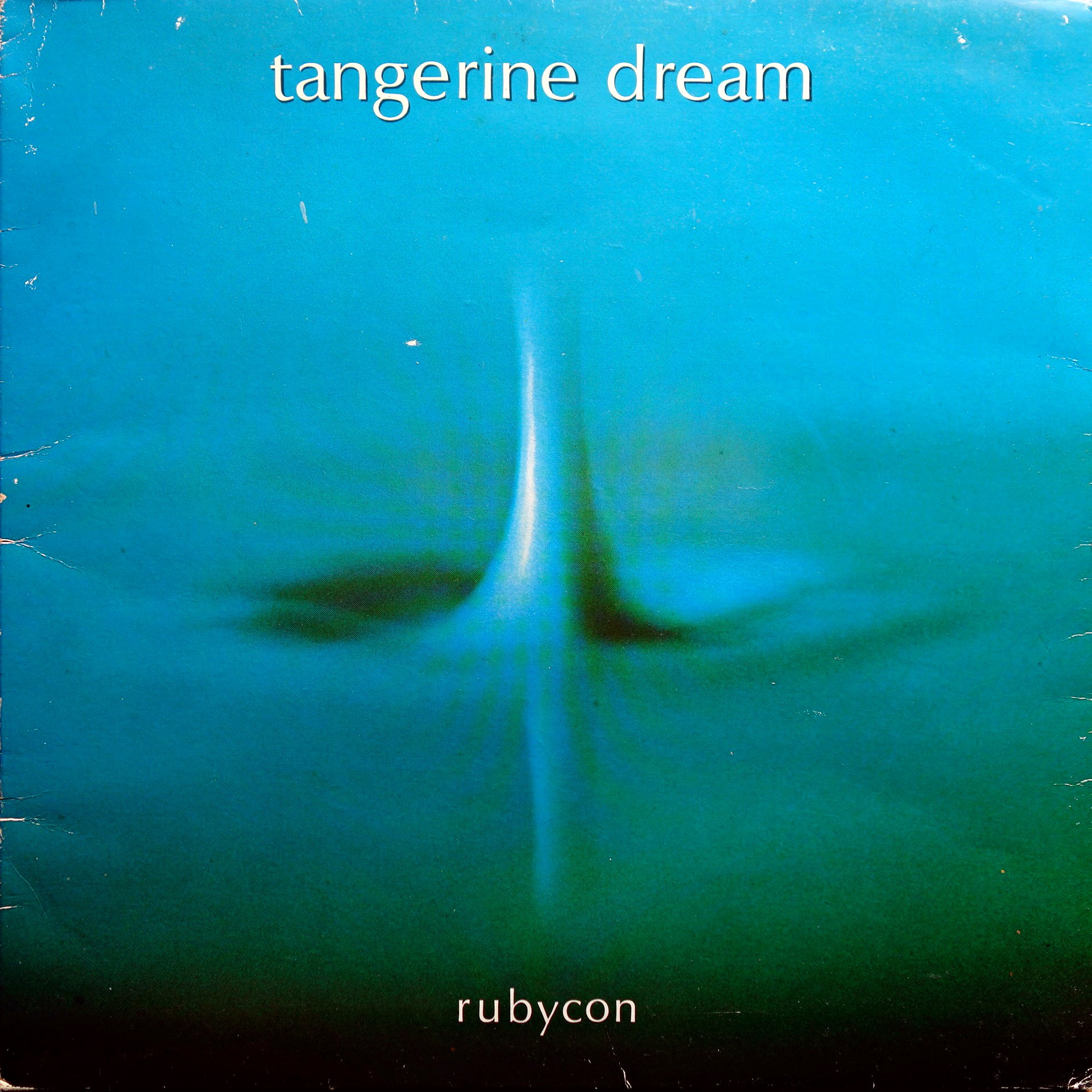 LP Tangerine Dream ‎– Rubycon