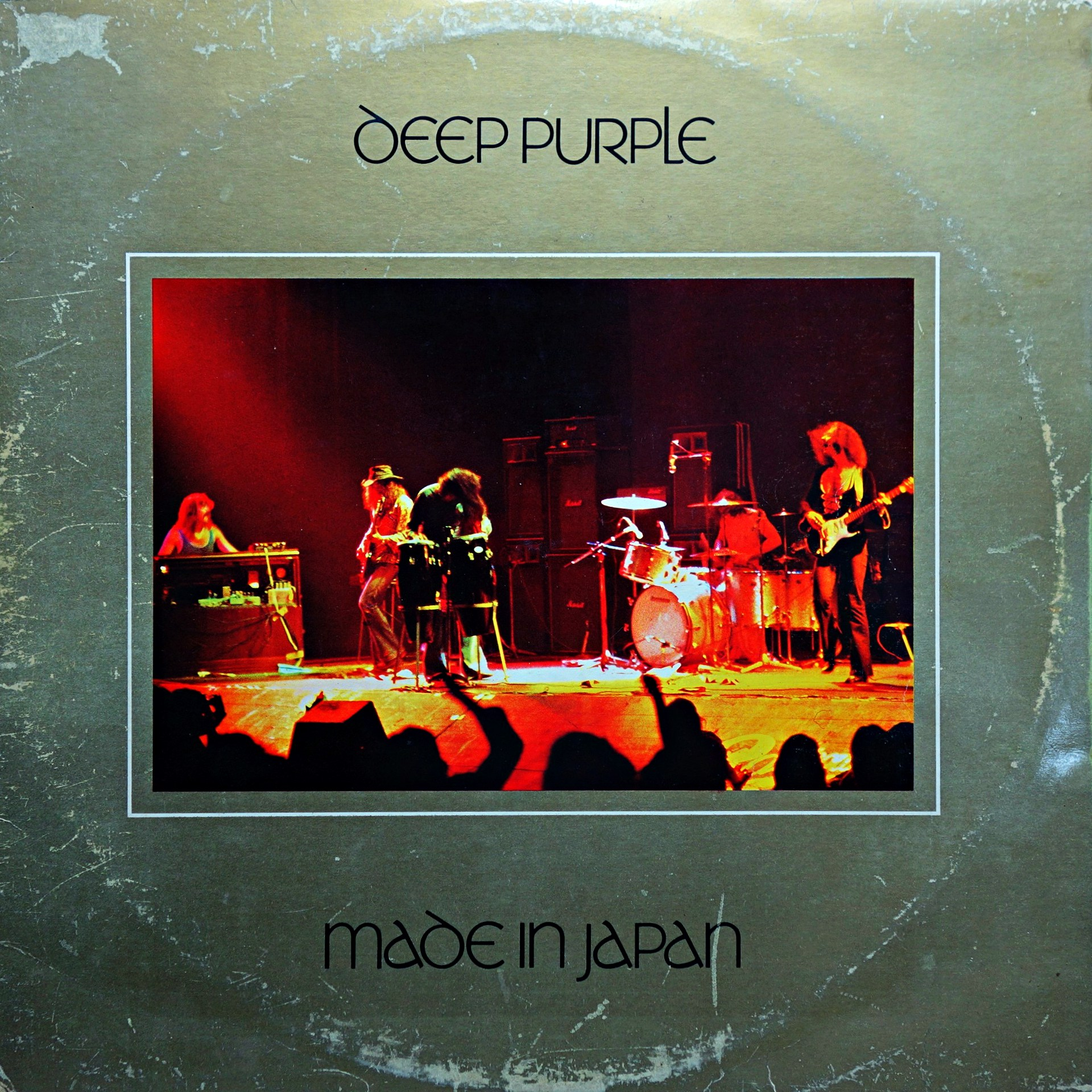2xLP Deep Purple ‎– Made In Japan
