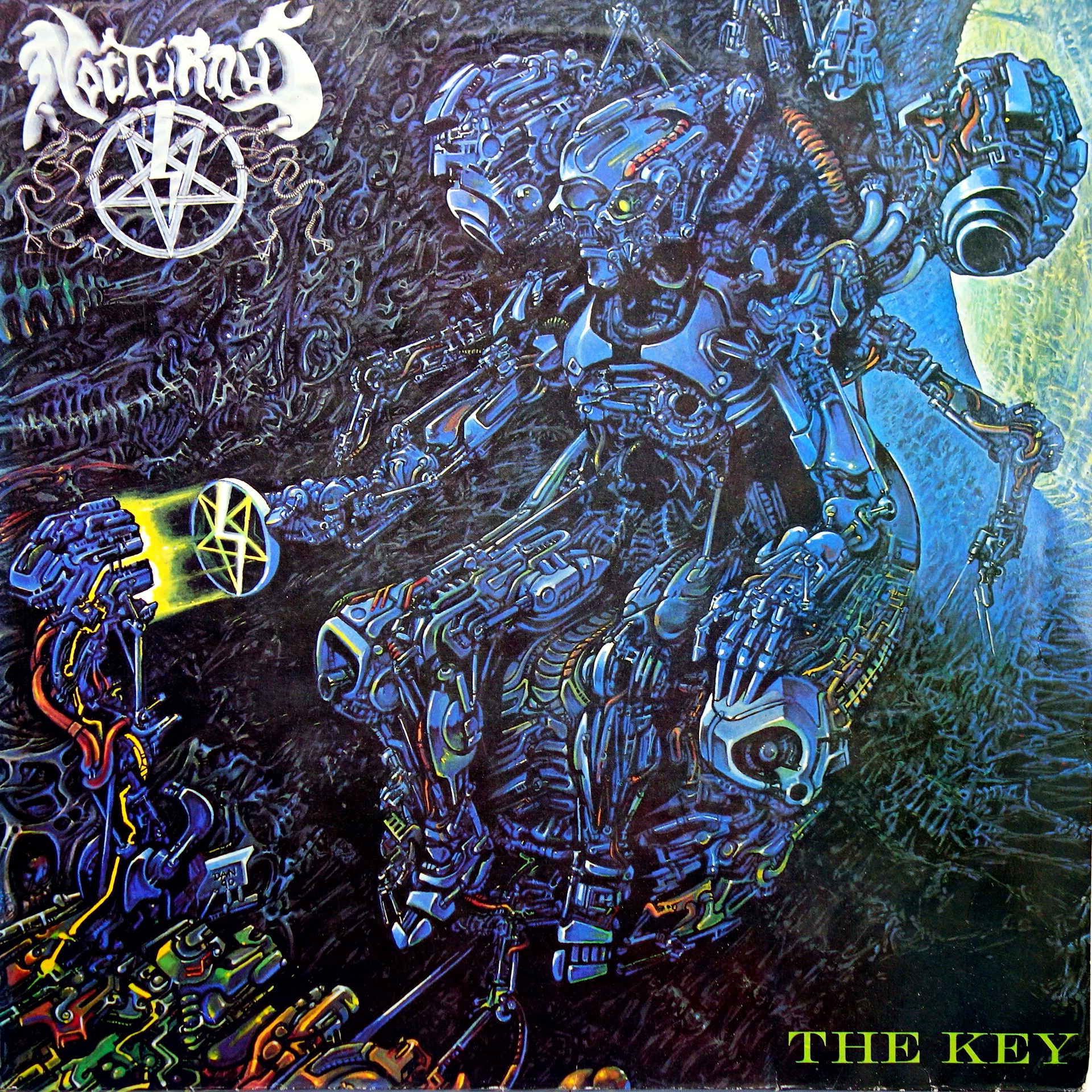 LP Nocturnus ‎– The Key