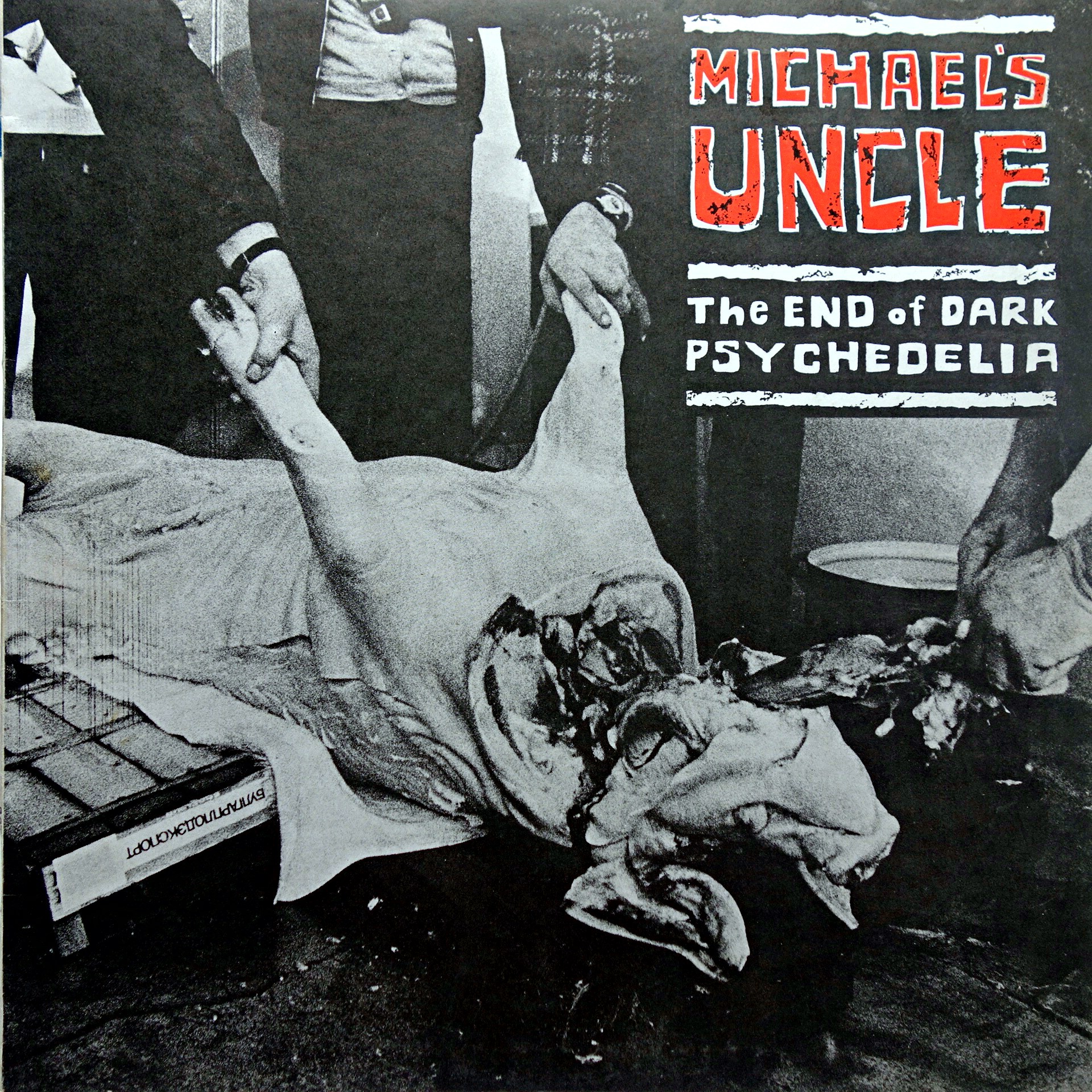 LP Michael's Uncle ‎– The End Of Dark Psychedelia