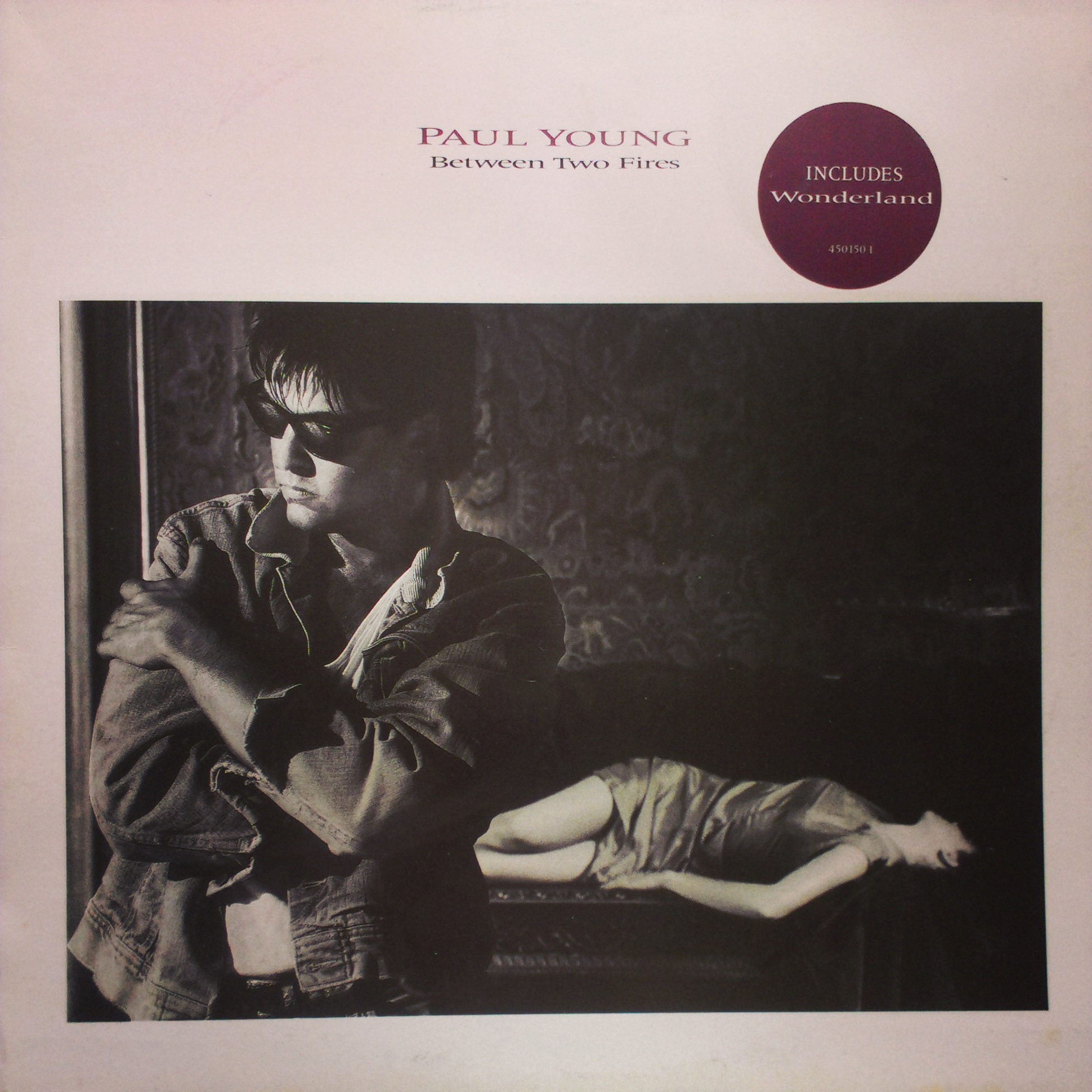 LP Paul Young - Between Two Fires