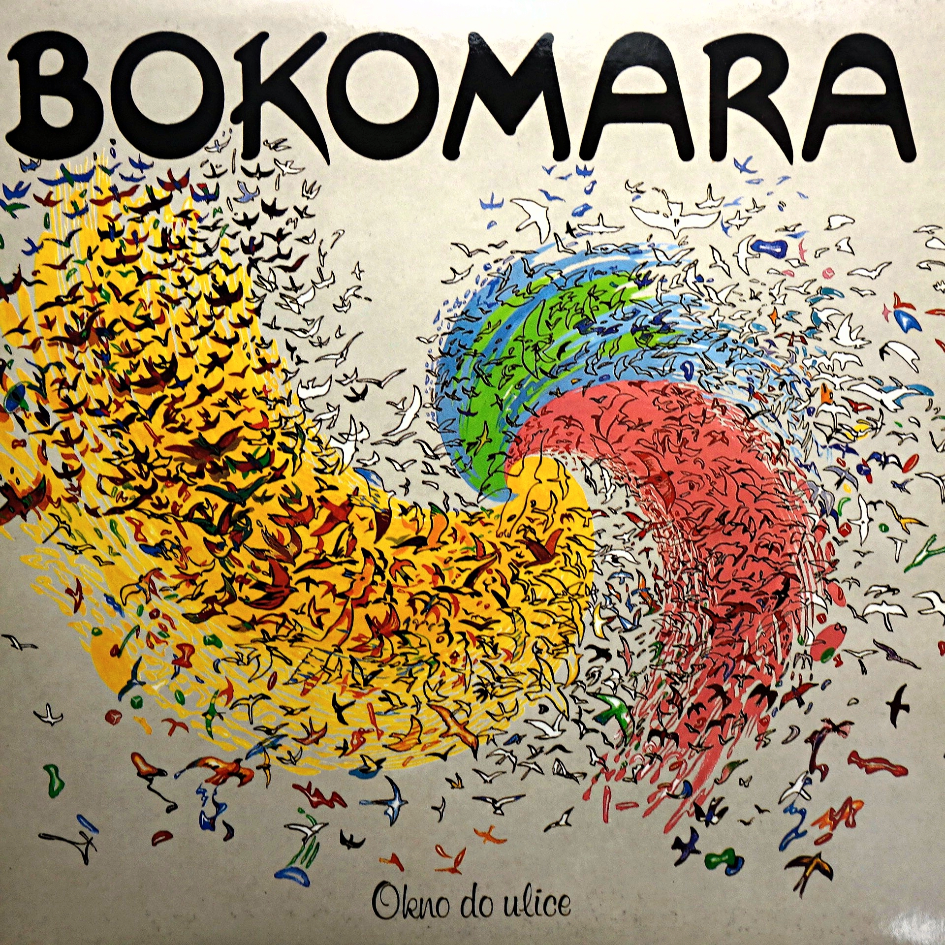 LP Bokomara ‎– Okno Do Ulice