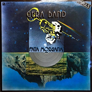 LP Gera Band ‎– Fata Morgana