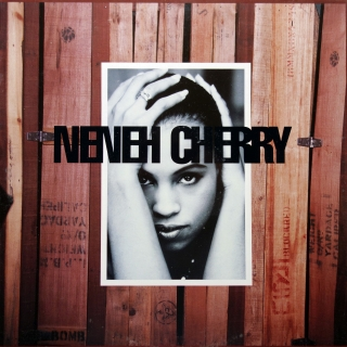 "12"" Neneh Cherry ‎– Inna City Mamma"