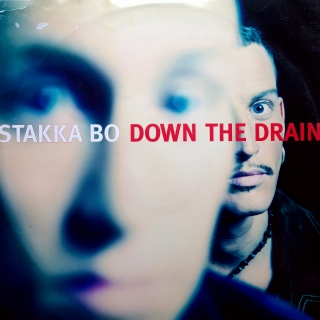 "12"" Stakka Bo ‎– Down The Drain"