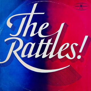 LP The Rattles ‎– The Rattles!