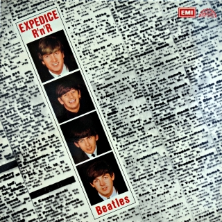 LP Beatles ‎– Expedice R'n'R