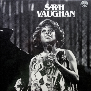 LP Sarah Vaughan ‎– How Long Has This Been Going On?