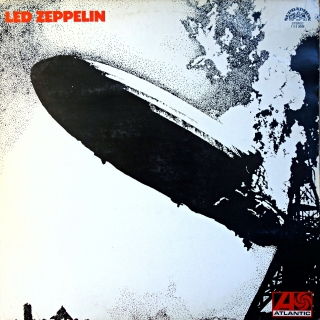 LP Led Zeppelin ‎– Led Zeppelin