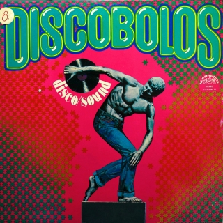 LP Discobolos ‎– Disco/Sound
