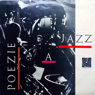 LP Various ‎– Poezie A Jazz