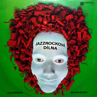 LP Various ‎– Jazzrocková Dílna (Jazzrock Workshop)