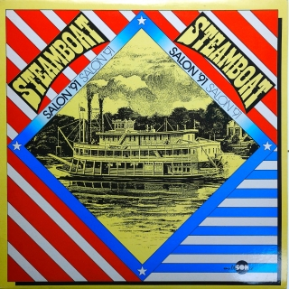 LP Various ‎– Steamboat Salon '91