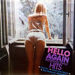 LP Various ‎– Hello Again - Internationale Hits