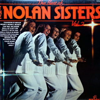 LP The Nolan Sisters ‎– The Best Of The Nolan Sisters - Vol. 2