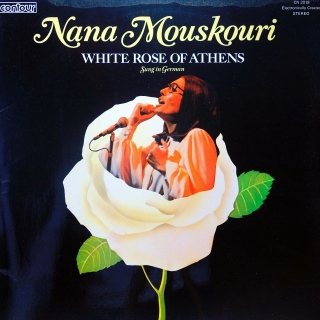 LP Nana Mouskouri ‎– White Rose Of Athens