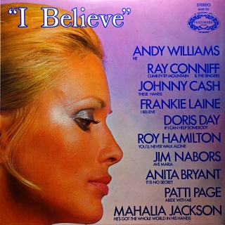 LP Various ‎– I Believe