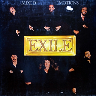 LP Exile ‎– Mixed Emotions