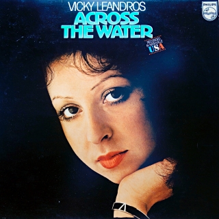 LP Vicky Leandros ‎– Across The Water