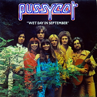 LP Pussycat ‎– Wet Day In September