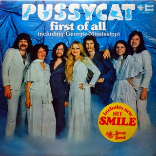 LP Pussycat ‎– First Of All