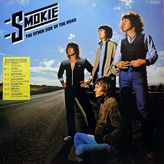 LP Smokie ‎– The Other Side Of The Road