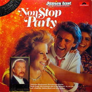 LP James Last ‎– Non Stop Party