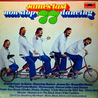 LP James Last ‎– Non Stop Dancing 77
