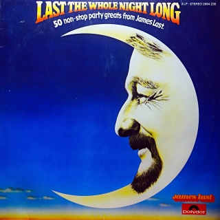 2xLP James Last ‎– Last The Whole Night Long