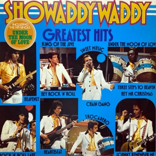 LP Showaddywaddy ‎– Greatest Hits